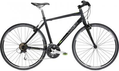Велосипед Trek 7.3 FX (20, Black, 2014) - общий вид