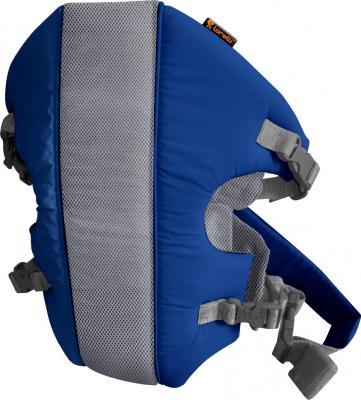 Сумка-кенгуру Lorelli Discovery (синий) - общий вид