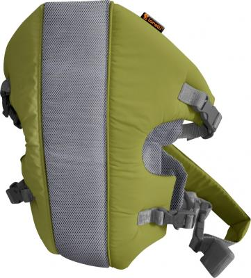 Сумка-кенгуру Lorelli Discovery Green (10010081308) - общий вид