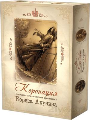 Настольная игра Мир Хобби Коронация (3-е русское издание) - коробка