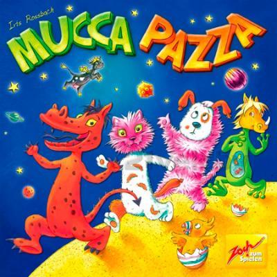 Настольная игра Zoch Большая путаница / Mucca Pazza - коробка