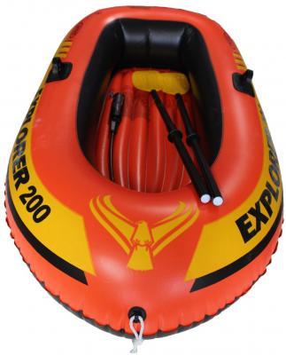 Надувная лодка Intex 58331NP Explorer 200 - вид спереди