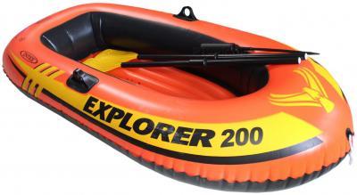 Надувная лодка Intex 58331NP Explorer 200 - общий вид