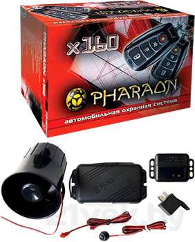 Автосигнализация Pharaon x160 - общий вид