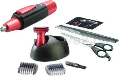 Машинка для стрижки волос GA.MA GNT520 (T41.GNT520) - с аксессуарами