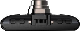 Автомобильный видеорегистратор TeXet DVR-546FHD - вид сверху