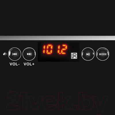 Мультимедиа акустика Sven MS-1820 (черный) - управление