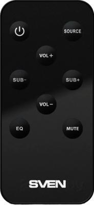 Мультимедиа акустика Sven SB-550 (черный) - пульт ДУ