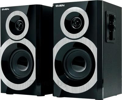 Мультимедиа акустика Sven SPS-619 (черный) - общий вид