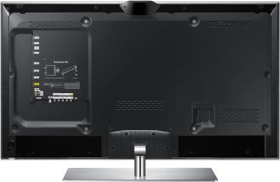 Телевизор Samsung UE55F7000AT - вид сзади