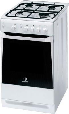 Кухонная плита Indesit MVK5 G1(W) RF - общий вид