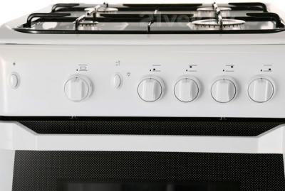 Кухонная плита Indesit MVK5 G1(W) RF - управление