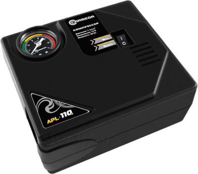 Автомобильный компрессор Carmega APL-110 - общий вид