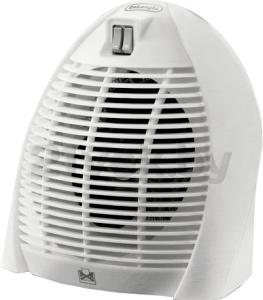 Тепловентилятор DeLonghi HVK 1010 (белый) - общий вид