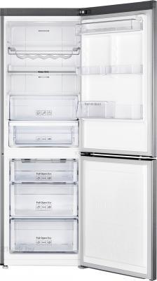 Холодильник с морозильником Samsung RB29FERNCSA/RS - внутренний вид