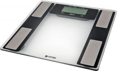 Напольные весы электронные Vitek VT-1983BK - общий вид