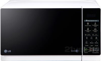 Микроволновая печь LG MH-6043H - общий вид