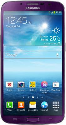 Смартфон Samsung I9200 Galaxy Mega Purple (GT-I9200PPASER) - общий вид