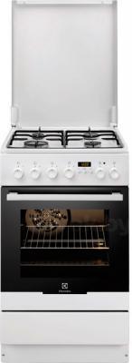 Кухонная плита Electrolux EKK54503OW - общий вид