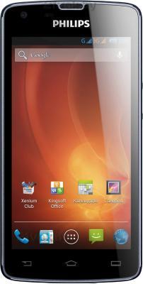 Смартфон Philips Xenium W8510 - общий вид