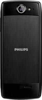 Мобильный телефон Philips X5500 - задняя панель