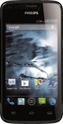Смартфон Philips Xenium W3568 - общий вид