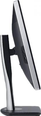 Монитор Dell U2713HMT - вид сбоку