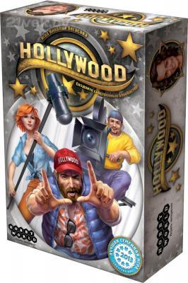 Настольная игра Мир Хобби Голливуд - коробка
