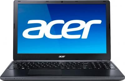 Ноутбук Acer Aspire E1-532G-35568G50MNKK (NX.MFWEU.005) - фронтальный вид