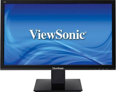 Монитор Viewsonic VA2214S - фронтальный вид