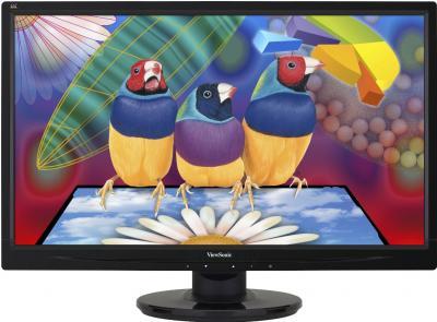Монитор Viewsonic VG2039M-LED - фронтальный вид