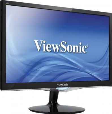 Монитор Viewsonic VX2252MH-LED - вид сбоку