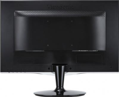 Монитор Viewsonic VX2452MH - вид сзади