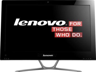 Моноблок Lenovo C540 (57319655) - фронтальный вид