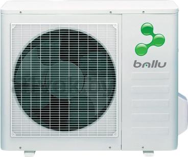 Сплит-система Ballu BSR-09HN1 - внешний блок
