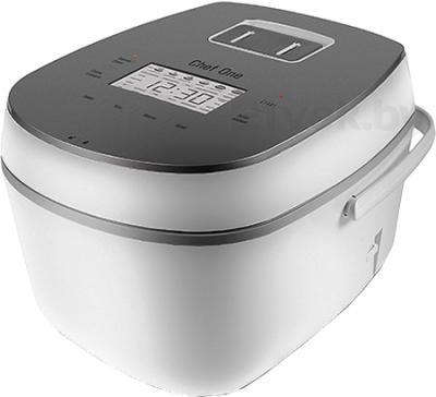 Мультиварка Swizz Style Chef One SFC.919 SS (White) - общий вид