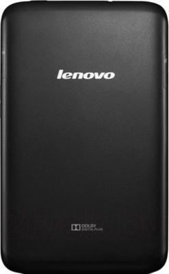 Планшет Lenovo A1000-F - вид сзади