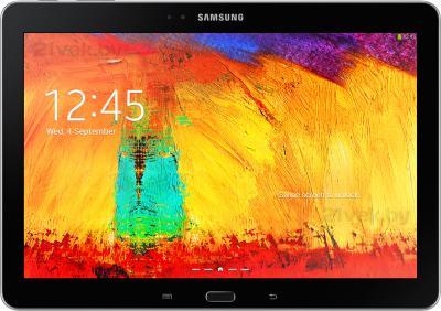 Планшет Samsung Galaxy Note 10.1 2014 Edition SM-P601 (32GB, 3G, Black) - фронтальный вид