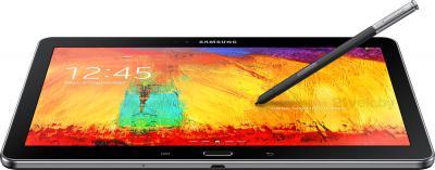 Планшет Samsung Galaxy Note 10.1 2014 Edition SM-P601 (32GB, 3G, Black) - общий вид со стилусом