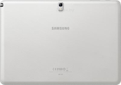 Планшет Samsung Galaxy Note 10.1 2014 Edition (32GB, 3G, White, SM-P6010ZWESER) - вид сзади