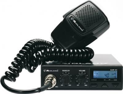 Радиостанция Alan 121 Multi - общий вид