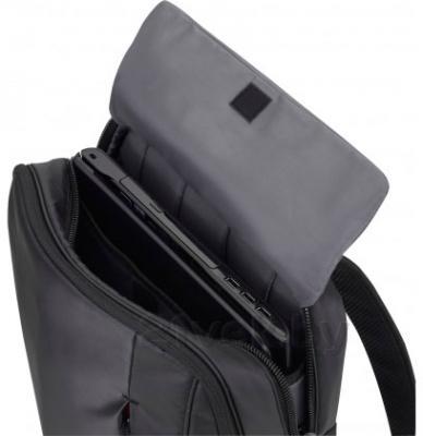 Рюкзак для ноутбука Sony VGPE-MB104/B - с ноутбуком внутри