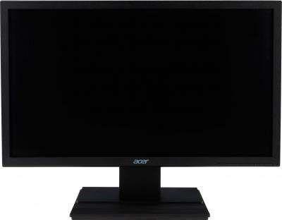 Монитор Acer V206HQLAB - фронтальный вид