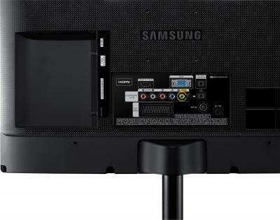 Монитор Samsung T19C350EX (LT19C350EX/CI) - вид сзади