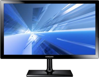 Монитор Samsung T27C370EX (LT27C370EX/CI) - фронтальный вид