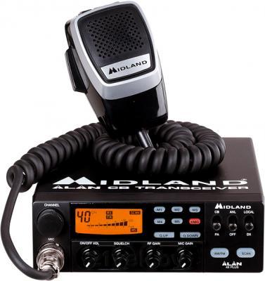 Радиостанция Alan 48 Plus Multi - общий вид