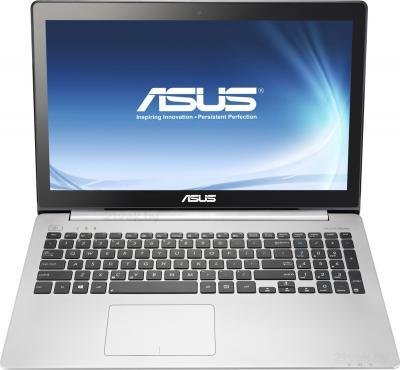 Ноутбук Asus VivoBook S551LA-CJ112H - фронтальный вид