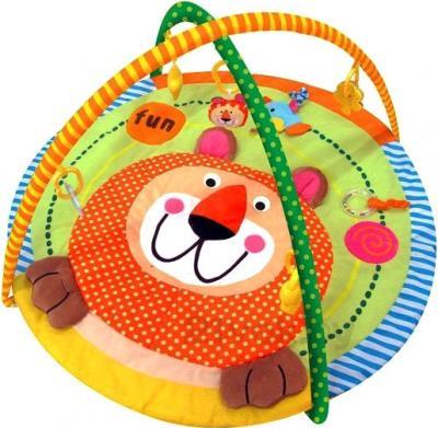 Развивающий коврик Baby Mix ТК/3296С/12 (Веселый лев) - общий вид