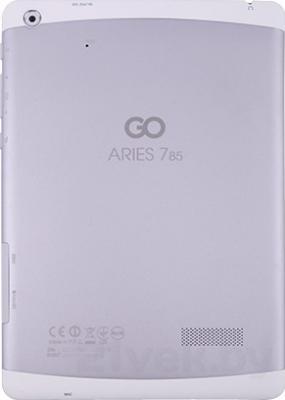 Планшет GoClever TAB ARIES 785 (White) - вид сзади