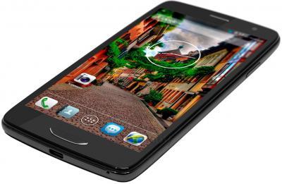 Смартфон Smarty H920 - вид лежа